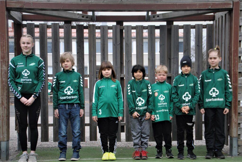 Mini laget | EIF Handboll